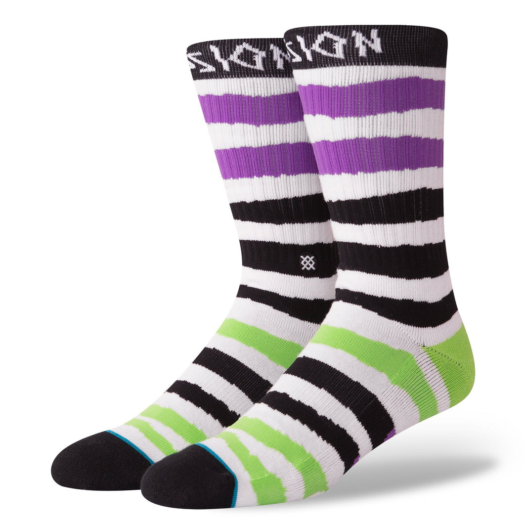 Stance Socks PASSION LK Black