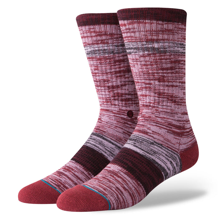 Stance Socks Stack Red