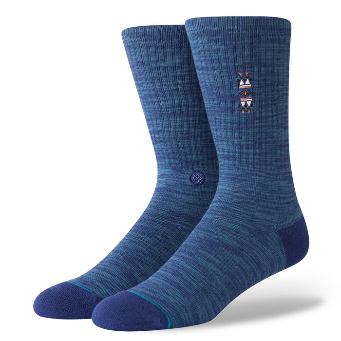 Stance Socks Toulouse White Navy