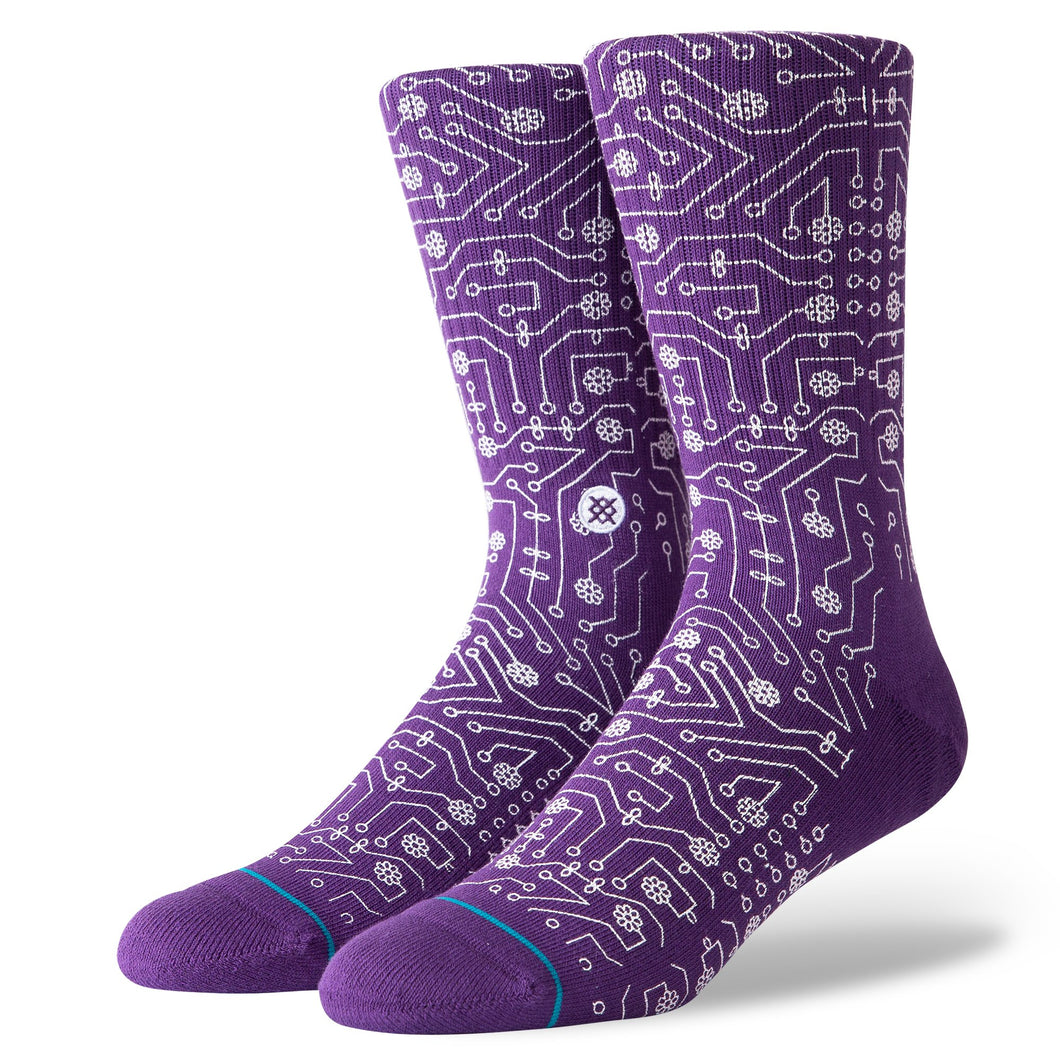 Stance Socks Connector Purple
