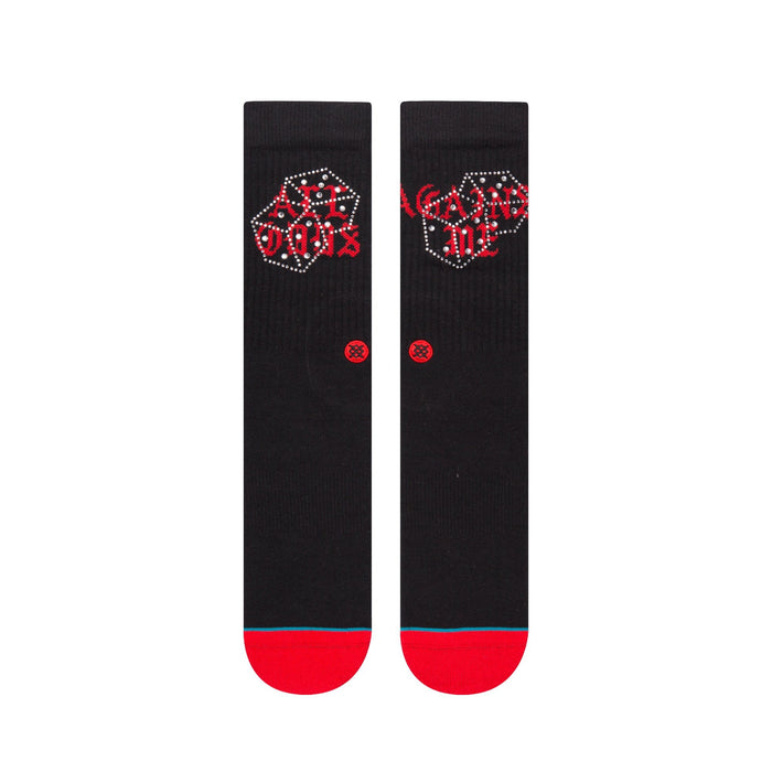 Stance Socks All Odds Black