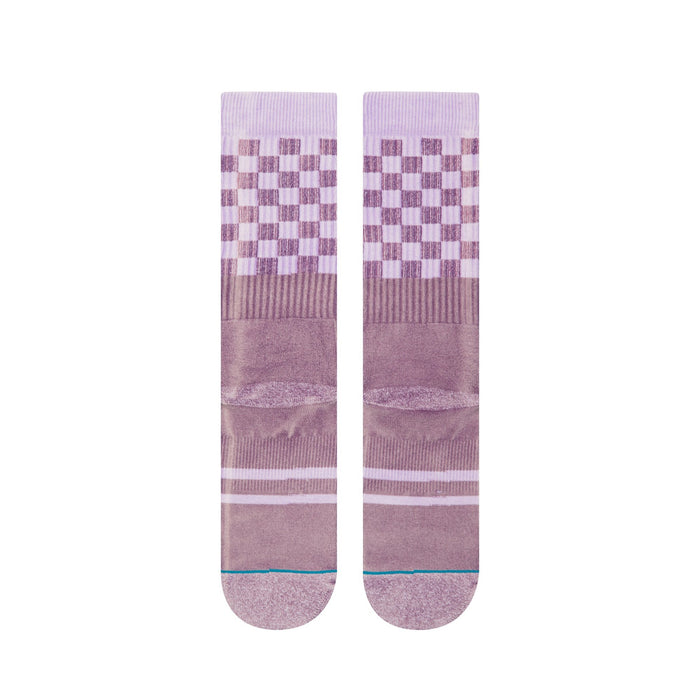 Stance Socks Check Me Out Violet