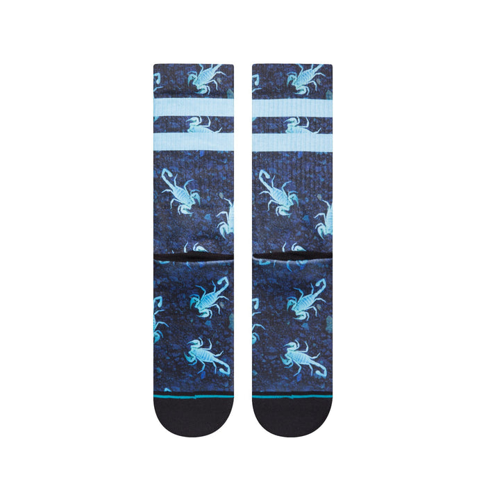 Stance Socks Fear Factor Black