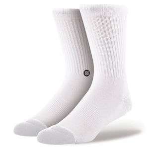 Stance Socks Icon 3 Pack White