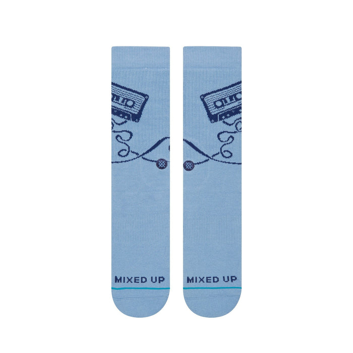Stance Socks Mixed Blue
