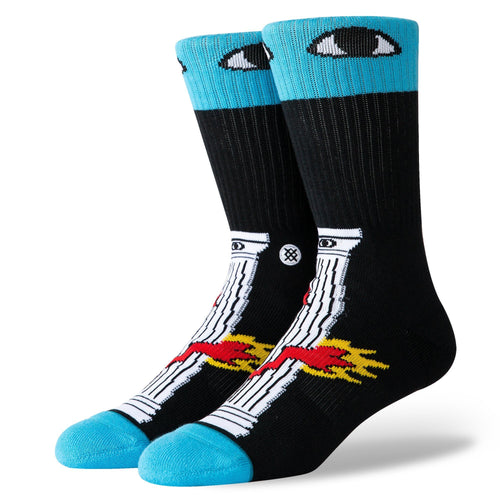 Stance Socks Pillar Black