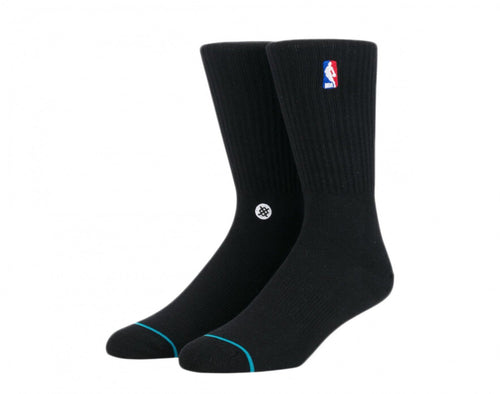 Stance Socks Nba Logoman Crew II Black