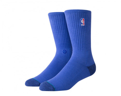 Stance Socks Nba Logoman Crew II Royal