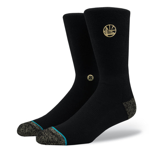 Stance Socks Warriors-Trophy Black
