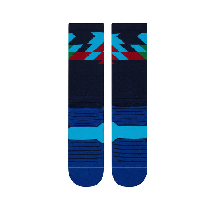Stance Golf Socks No Gimmies Crew Blue