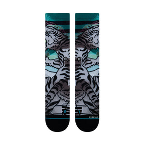 Stance Training Socks Tigre Crew Multi