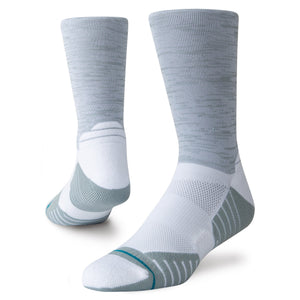 Stance Socks Uncommon Golf Crew Grey Heather