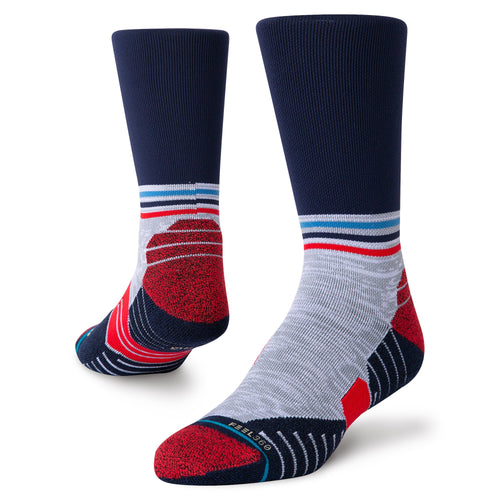 Stance Socks Long Ball Crew Navy