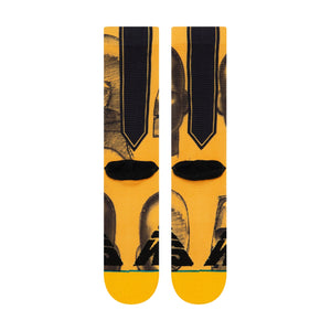 Stance Star Wars Socks McQuarrie Threepio Gold