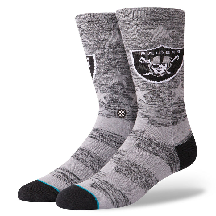 Stance NFL Socks Raiders Banner Black