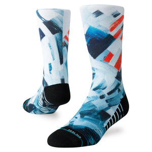 Stance Socks Training Higher Places Crew Multi