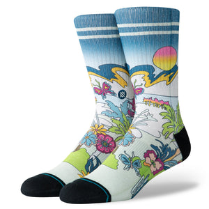 Stance Socks Total Paradise Multi