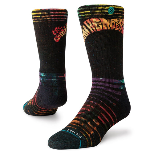 Stance Socks HENDRIX HIKE Black