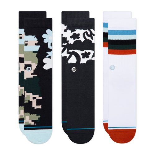 Stance Socks FUTURIST PACK Multi