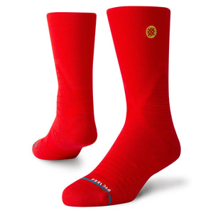 Stance Socks Hoops Gameday Pro Red
