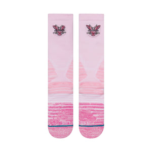 Stance Socks Cam'Ron Hoops Pink