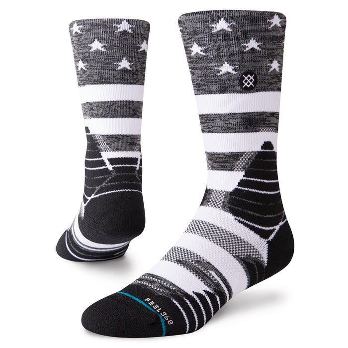 Stance Basketball Socks B.Ross 3.0. Black