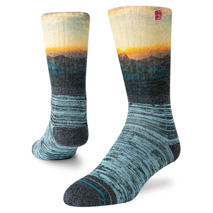 Stance Hiking Socks Coming Home Outdoor Black