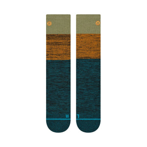 Stance Socks Adventure Perrine Outdoor Green