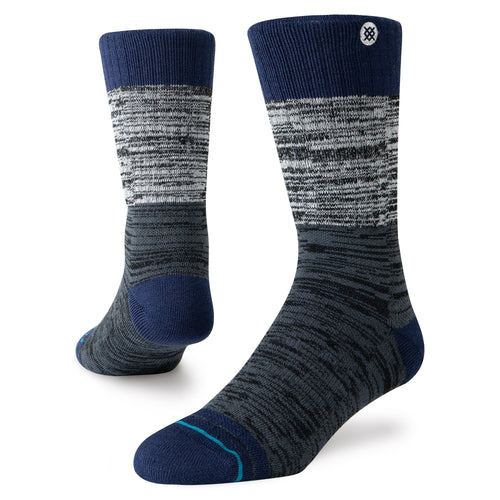 Stance Hiking Socks Perrine Outdoor Navy