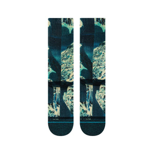 Stance Socks Adventure Death Zone Outdoor Blue