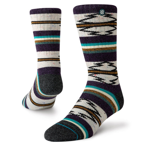 Stance Socks ROCKBOUND OUTDOOR Brown