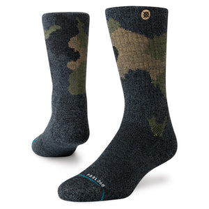Stance Walking Socks Pennell Hike Black