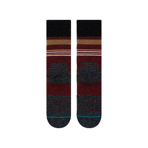 Stance Walking Socks Sneffels Hike Red