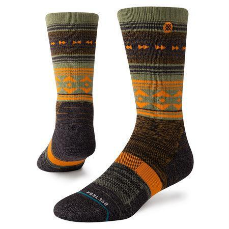 STANCE SOCKS PIONEER HIKE ADVENTURE SOCK
