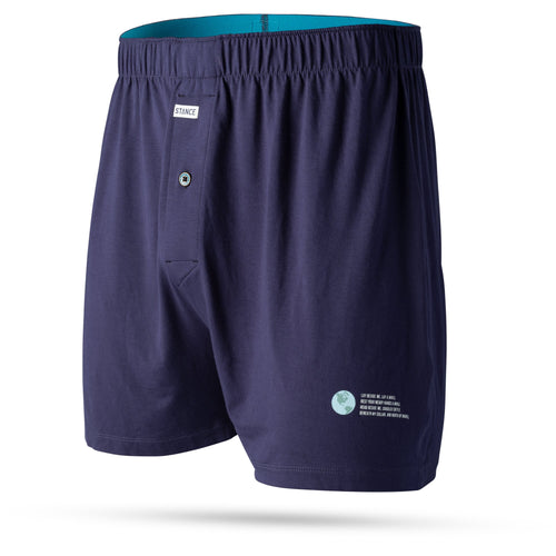 Stance Underwear JK EARTH DAY BOXER Navy