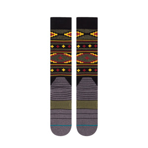 Stance Socks BURNSIDE Black