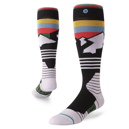 Stance Socks Snow Wind Range Black