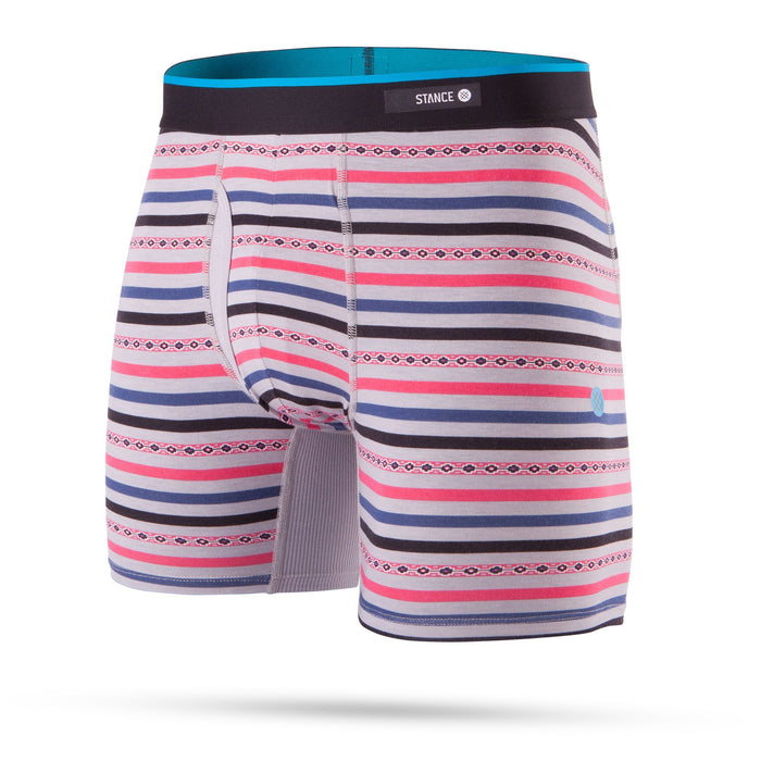 Stance Rhythm Stripe Boxer Brief