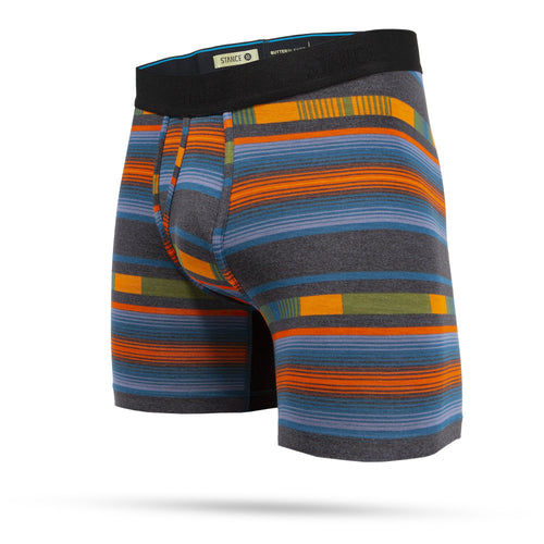 Stance Underwear PIPER BOXER BRIEF Charcoal