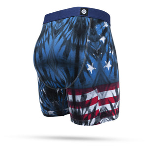 Stance Underwear BANNER BOXER BRIEF Blue
