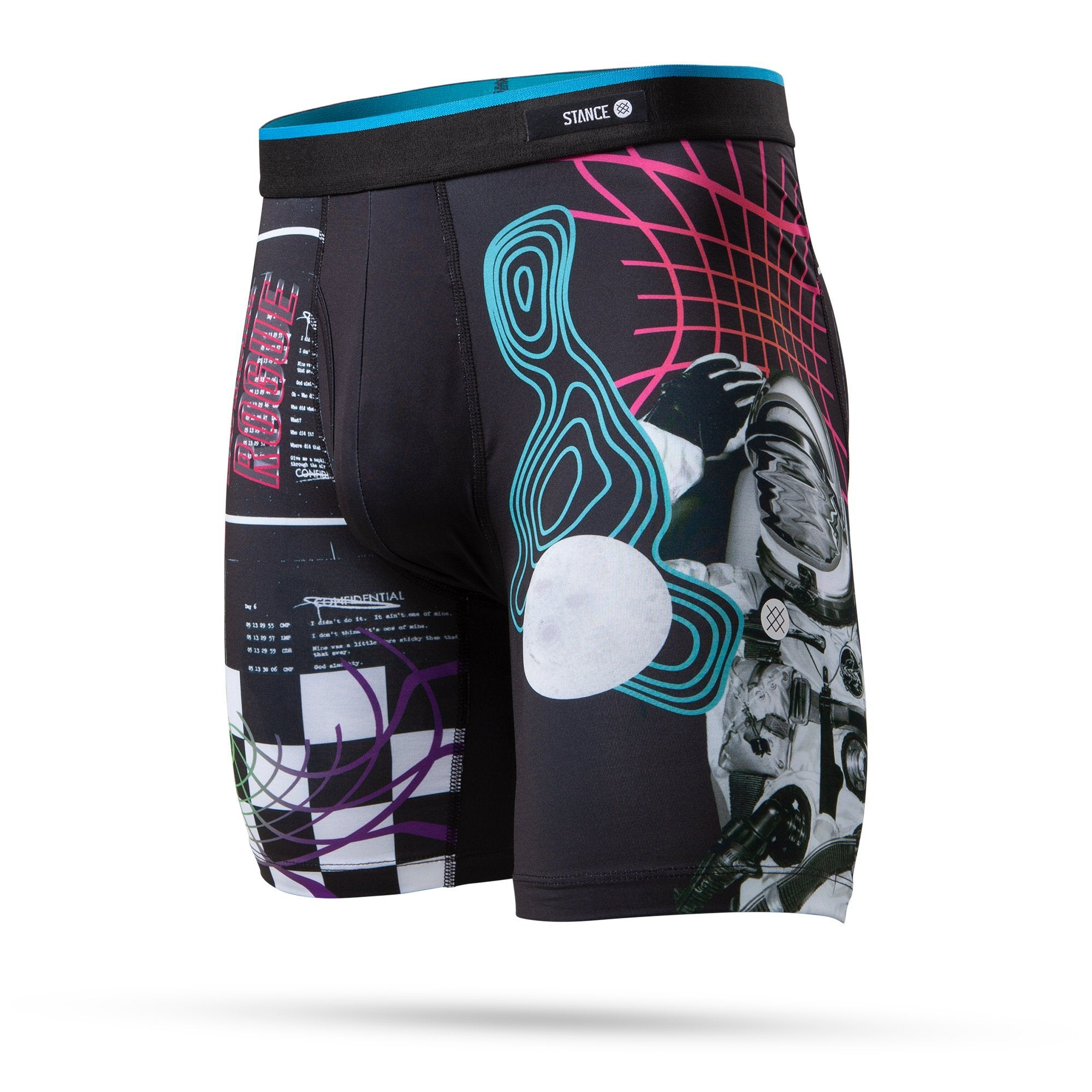 Stance Lunar Rogue Underwear in Black