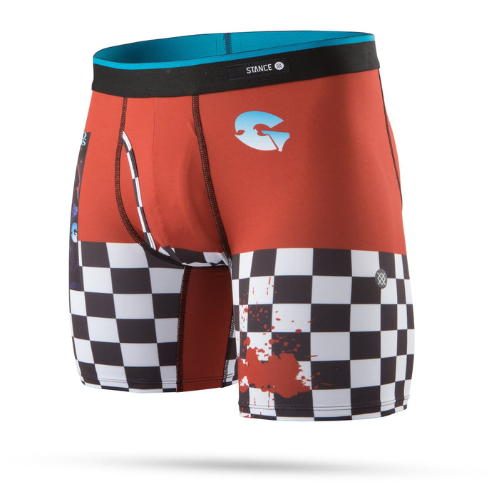 Stance Underwear Liquid Swords Boxer Brief Red