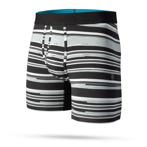 Stance Underwear REBEL BOXER BRIEF Black