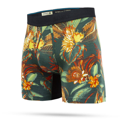 Stance Underwear ZECHARIA WHOLESTER Green