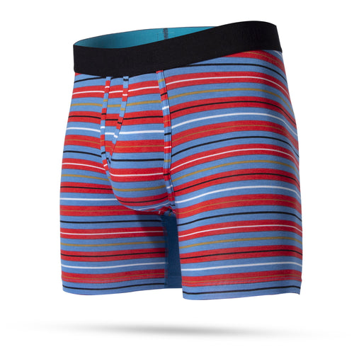 Stance Underwear BARRED WHOLESTER Blue