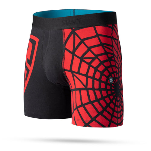 Stance Underwear Spida Boxer Brief Black