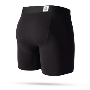 Stance Underwear STANDARD 6in 2 PACK Black