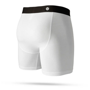 Stance Underwear STANDARD 6in 2 PACK White