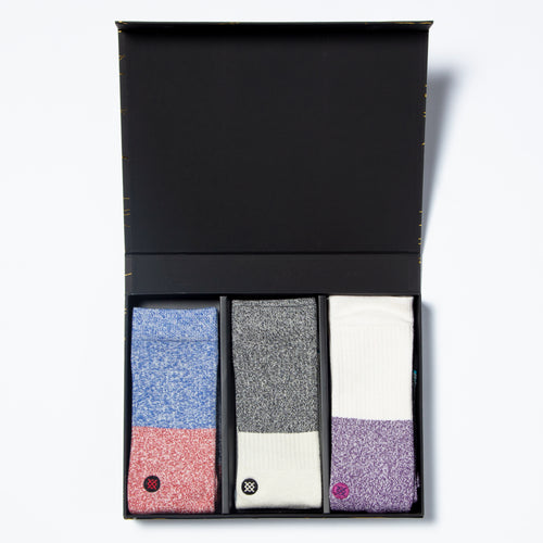 Stance Socks Butter Blend Box Set Multi