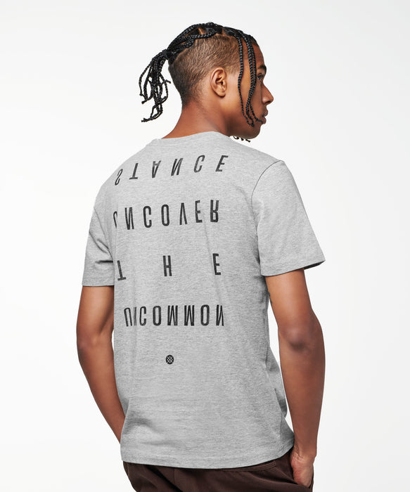 Stance T-shirt Bends Grey